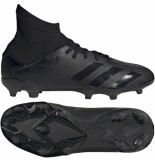 Adidas Predator 20.3 fg kids core black