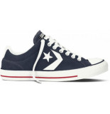 Converse All stars star player 144150c / wit blauw