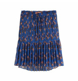 Maison Scotch printed skirt