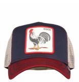 Goorin Bros. All american rooster cap blauw