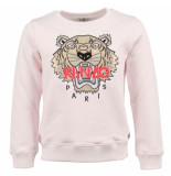 Kenzo Tiger jg 8 sweat roze