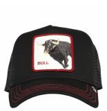 Goorin Bros. Bull honky cap zwart