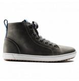 Birkenstock Sneaker bartlett men grey zwart