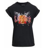 My Jewellery T-shirt mj02919 zwart