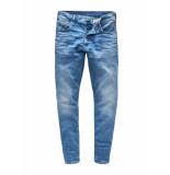 G-Star 3301 straight tapered blauw