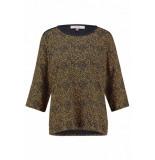 Studio Anneloes Eveline shirt geel