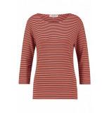 Studio Anneloes Milena shirt rood