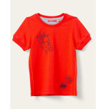 Oilily Tomaz t-shirt- rood
