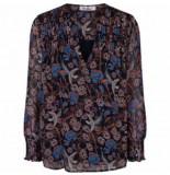 Co'Couture 95050 serula blouse 120 print