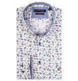 Giordano Ls button down 107012/70 wit