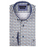 Giordano Ls button down 107013/70 groen