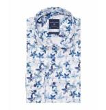 Profuomo Pprh1a1094 business overhemden met lange mouwen 100% katoen