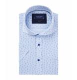 Profuomo Pprh1a1103 business overhemden met lange mouwen 100% katoen