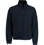 Bos Bright Blue Blue sven jacket 20101sv02ios/290 navy blauw