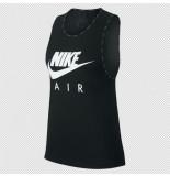 Nike Air womens running tank cj1868-010 zwart