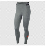 Nike One womens tights cj3468-068 zwart