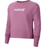 Nike Dri-fit get fit womens fleece cq9305-693 rood
