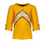 NoNo Sweaters n002-5408 geel