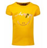 NoNo T-shirt n002-5400 geel