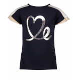 NoNo T-shirt n002-5402 blauw