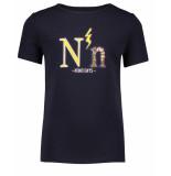 NoNo T-shirt n002-5403 blauw