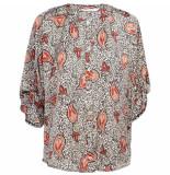 Summum 2s2419-11122 120 blouse paisley print multicolour