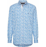 Tommy Hilfiger Palm leaf print shirt mw0mw13727/0gy