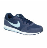 Nike Md runner 2 pe big kids shoe bq8271-401 blauw