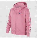 Nike Girls full-zip training hoodi bv2792-693