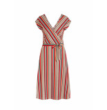 King Louie Jurk mira lido stripe