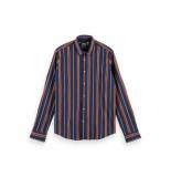 Scotch & Soda shirt stripe