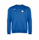 Hummel Valencia top round neck sc purmerland pur108007-5200 blauw