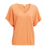 Esprit T-shirt 990ee1k310 oranje