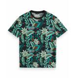 Scotch & Soda T-shirt 155399 wit