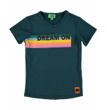 Funky XS T-shirt dream tee groen