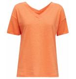 Esprit Shirt 030ee1k303 oranje