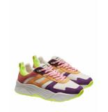 Scotch & Soda Sneakers 20733550 celest geel