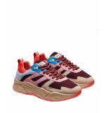 Scotch & Soda Sneakers 20733550 celest roze