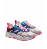 Scotch & Soda Sneakers 20733550 celest blauw