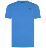 Lyle and Scott T-shirt ts400v blauw