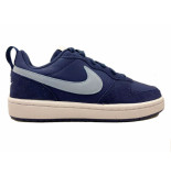 Nike Sneakers court borough lo 2 kids blauw
