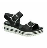 Gabor Slippers sandalen 045864 zwart