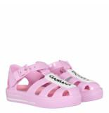 Dolce and Gabbana Kids Sandalo beachwear roze