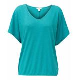 Esprit T-shirt 990ee1k310 groen