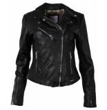Rino & Pelle Coat ghost 300s20-004 zwart