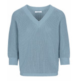 By-Bar Amsterdam Pullover 20115014 new lune blauw