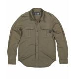 Butcher of Blue Overhemd 1814000 cooper shirt