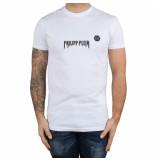 Philipp Plein T-shirt round neck ss pp t