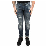 Circle of Trust Axel denim blauw