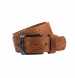 Eagle Belts Mooie bruine jeansriem 40 mm breed